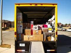 image of removal van