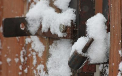 Business Security Tips for Winter