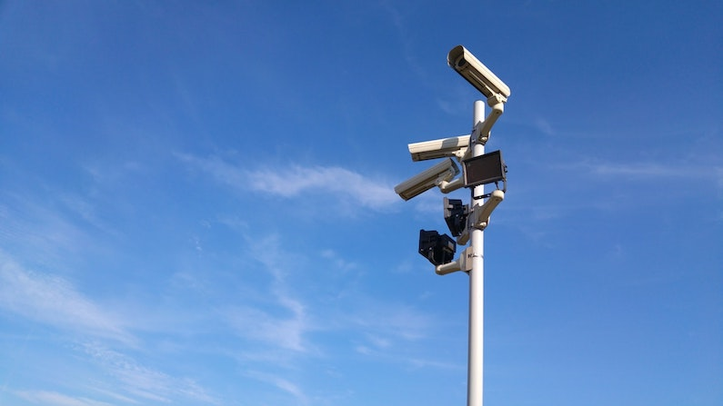 What is the difference between IP and CCTV cameras?